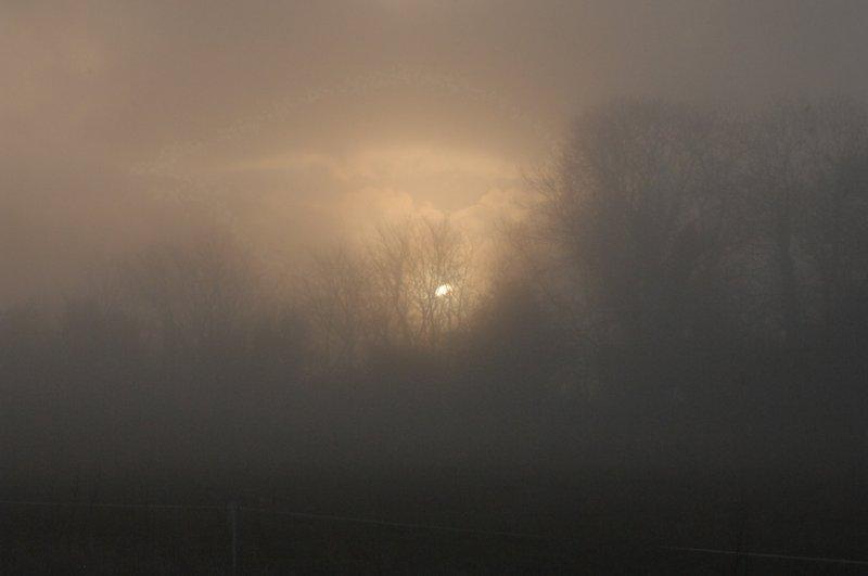 Jamestown sunrise