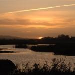 North Slob sunrise